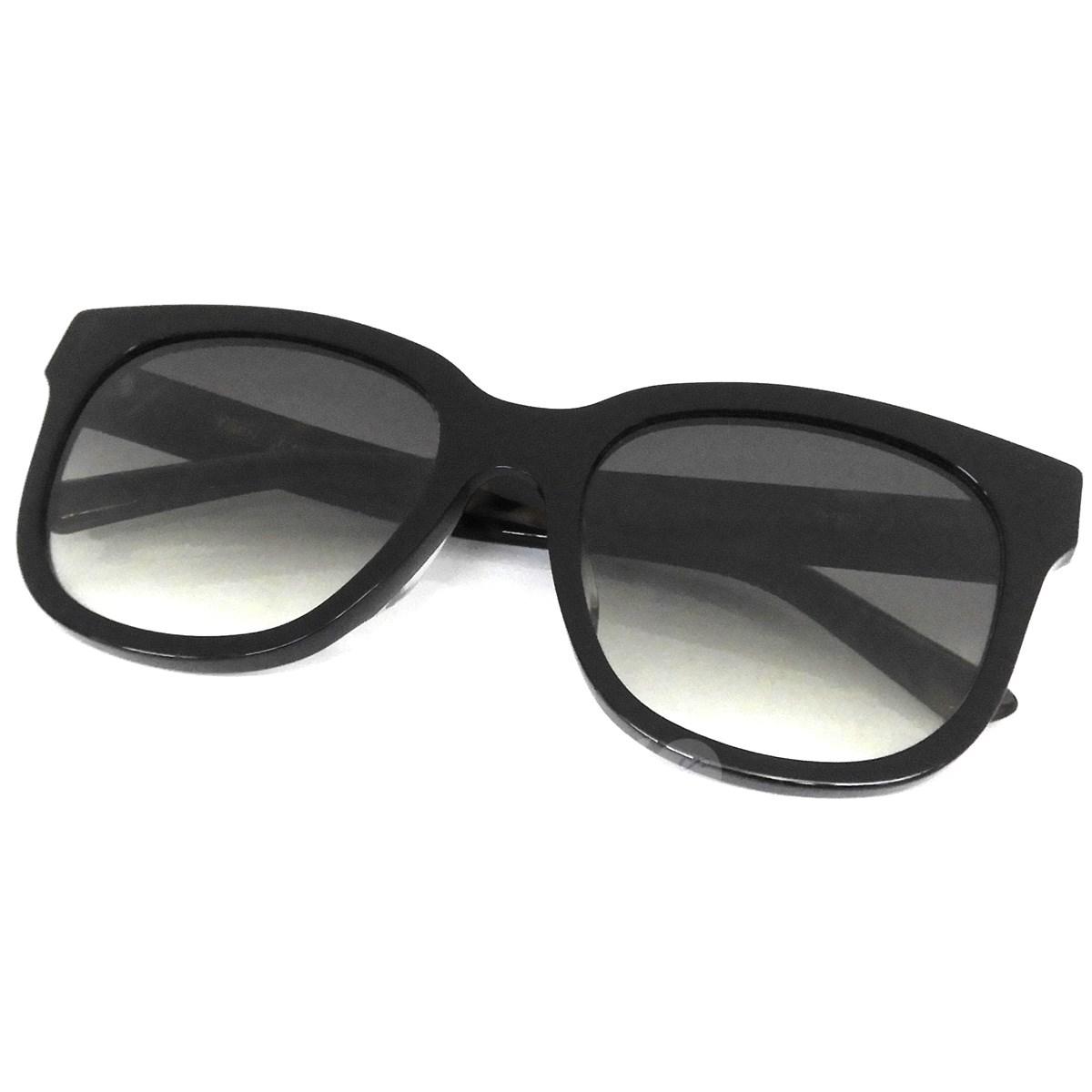 【中古】GENTLE MONSTER 「DIDI D」サングラス ブラック×ブラウン サイズ:- 【送料無料】 【261018】(ジェントルモンスター)