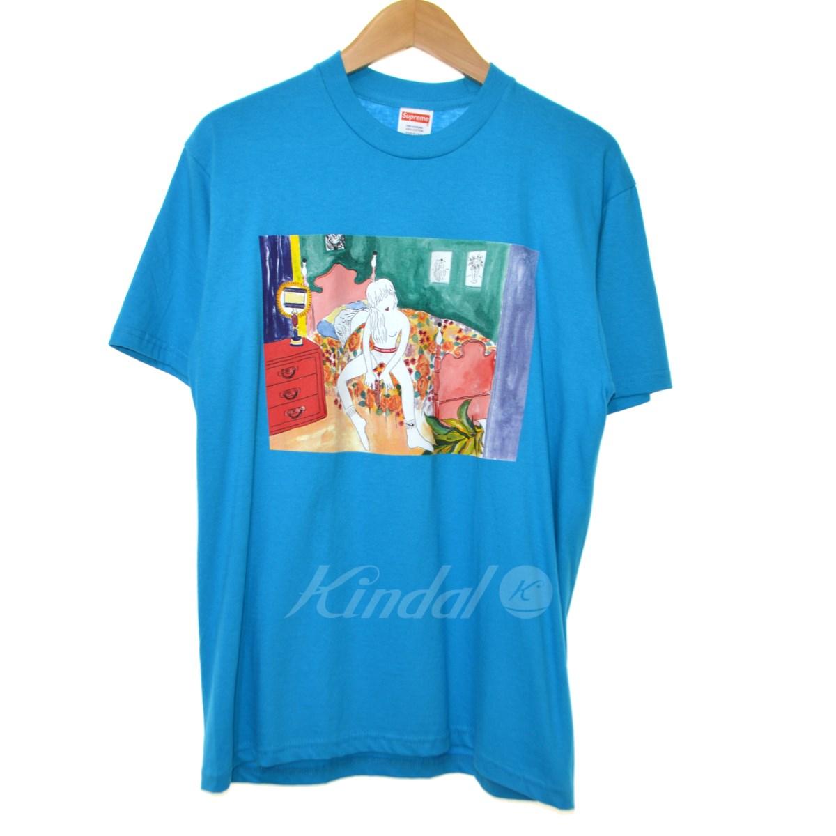 【中古】SUPREME 18AW Bedroom Tee 【送料無料】 【096218】 【KIND1550】