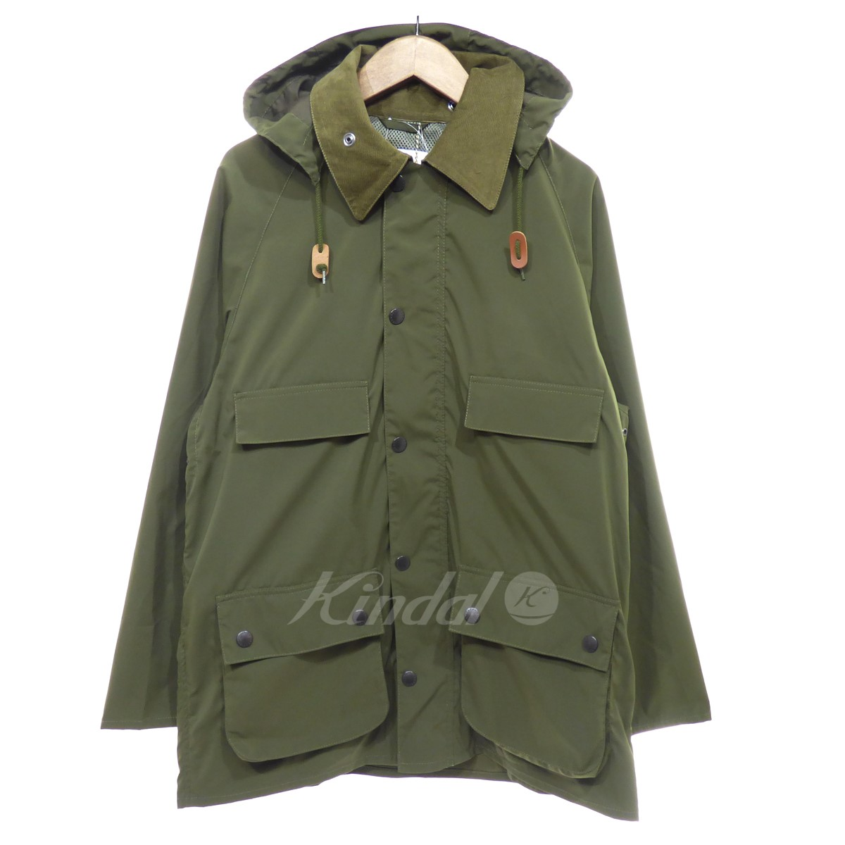 【中古】Barbour × JOURNAL STANDARD 【2018S/S】ナイロンコート 【送料無料】 【122775】 【KIND1550】