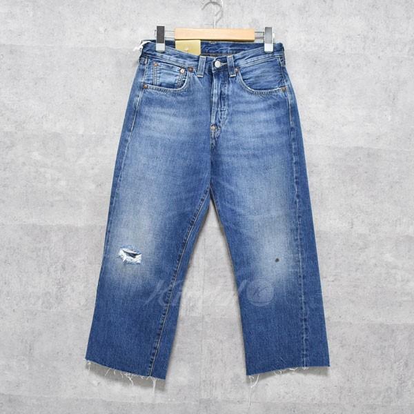 【中古】LEVIS VINTAGE CLOTHING デニムパンツ 37501-0013 インディゴ サイズ:28 【送料無料】 【281018】(リーバイスヴィンテージクロージング)