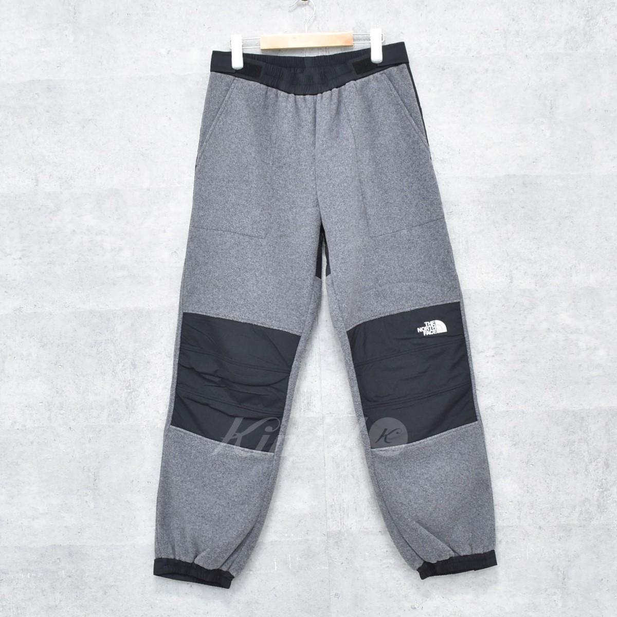 【中古】THE NORTH FACE Denali Slip-On Pant グレー サイズ:XL 【送料無料】 【281018】(ザノースフェイス)