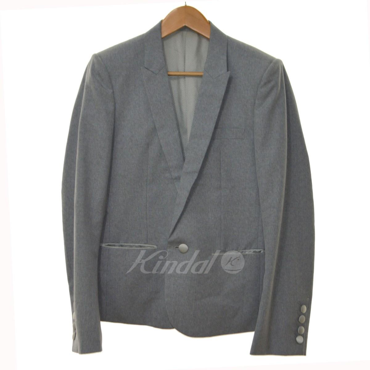【中古】NUMBER(N)INE 08SS テーラードジャケット 【送料無料】 【121606】 【KIND1550】