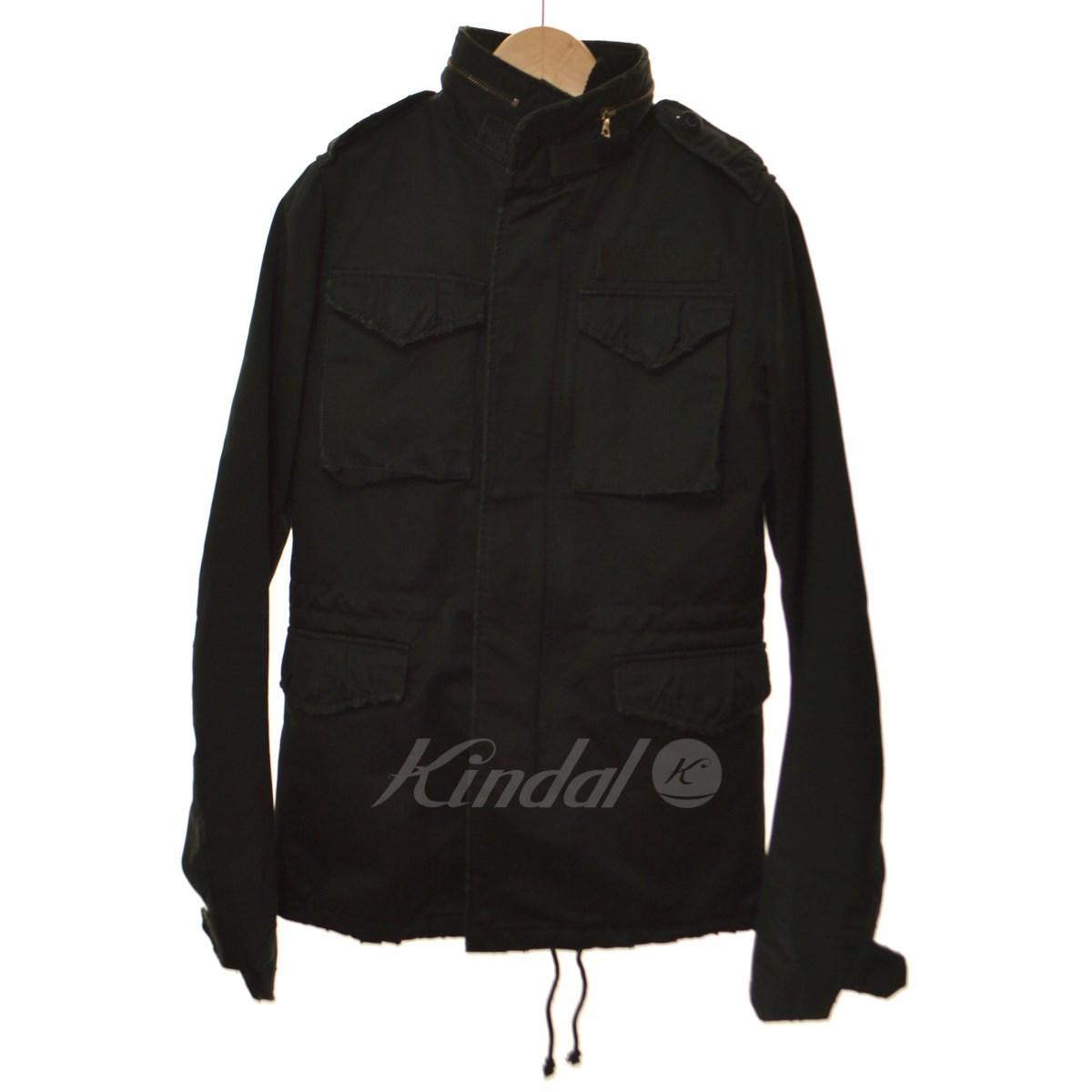 【中古】wjk ヴィンテージ加工ライナー付きM66ジャケット 【送料無料】 【124294】 【KIND1550】