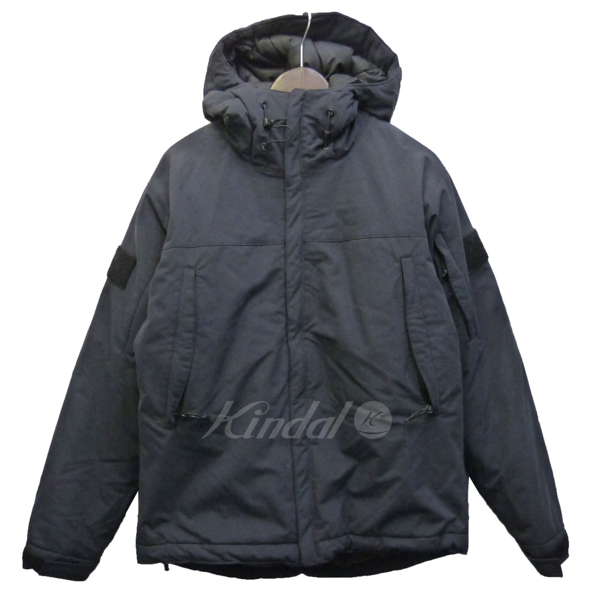 【中古】VAINL ARCHIVE×WILD THINGS 15AW 「HI LOFT SHELL-JKT」 中綿ジャケット 【送料無料】 【031618】 【KIND1550】