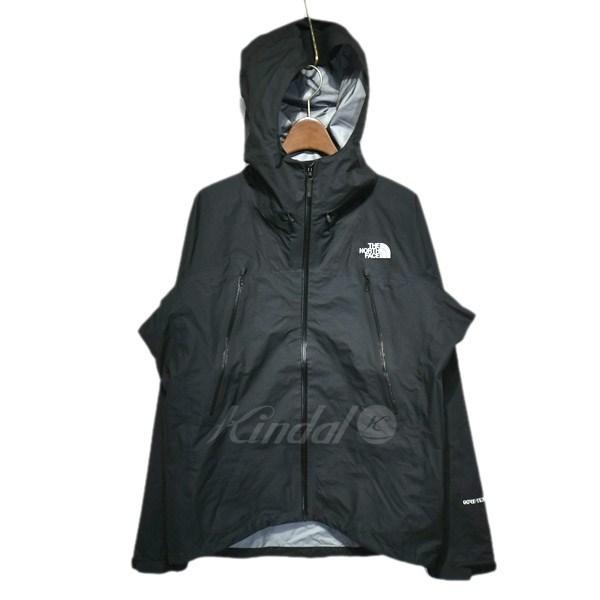 【中古】THE NORTH FACE 「NP11505/Climb Very Light Jacket」マウンテンパーカー ブラック サイズ:M 【送料無料】 【011118】(ザノースフェイス)