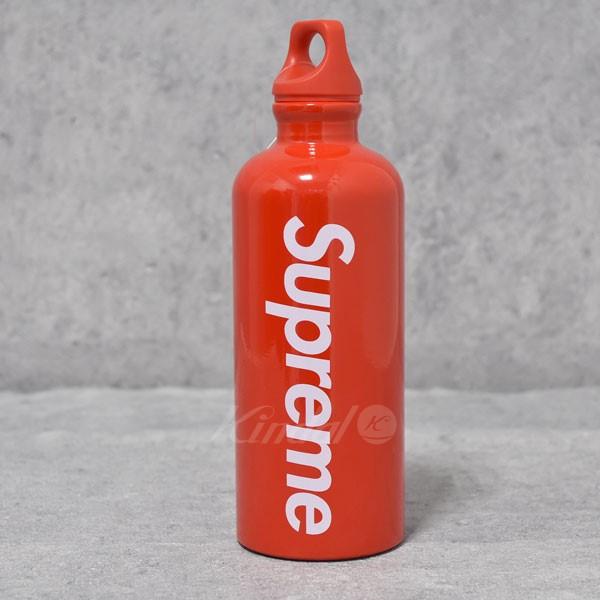 【中古】SUPREME 18SS SIGG Traveller 0.6L Water Bottle ボトル 水筒 レッド 【送料無料】 【011118】(シュプリーム)