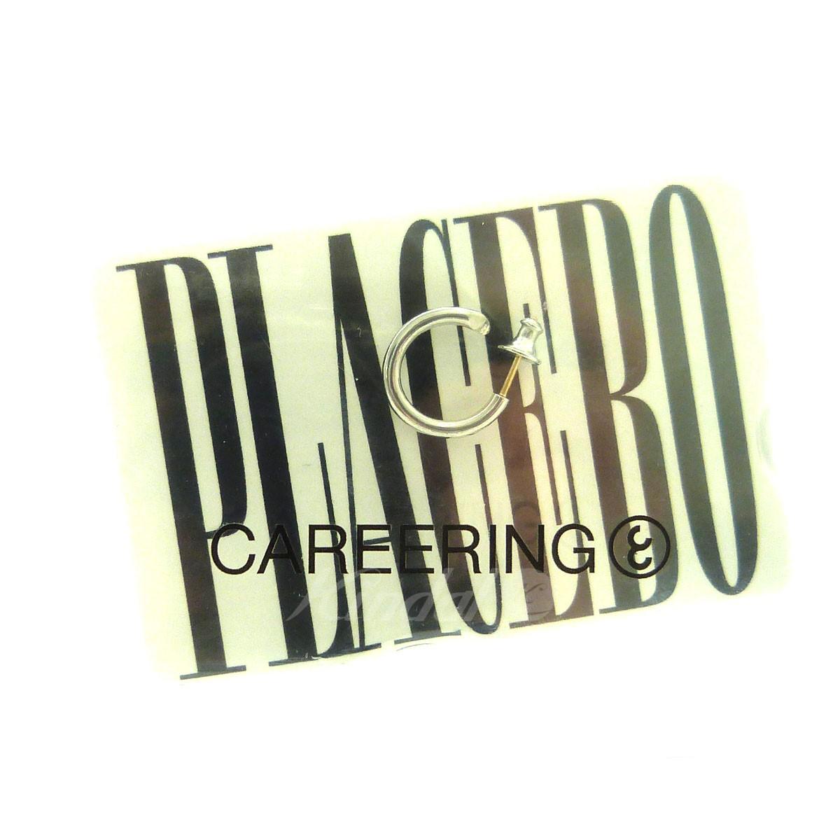 【中古】CAREERING 「PLACEBO 301 Pierce」301フープピアス(片耳用) シルバー 【送料無料】 【011118】(キャリアリング)