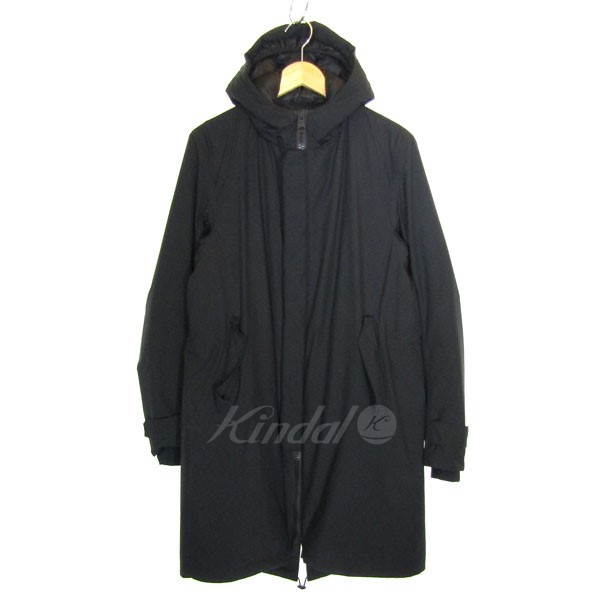 【中古】HERNO Raincoat Laminar 3LAYER GORE-TEX ダウンコート 【送料無料】 【066480】 【KIND1550】