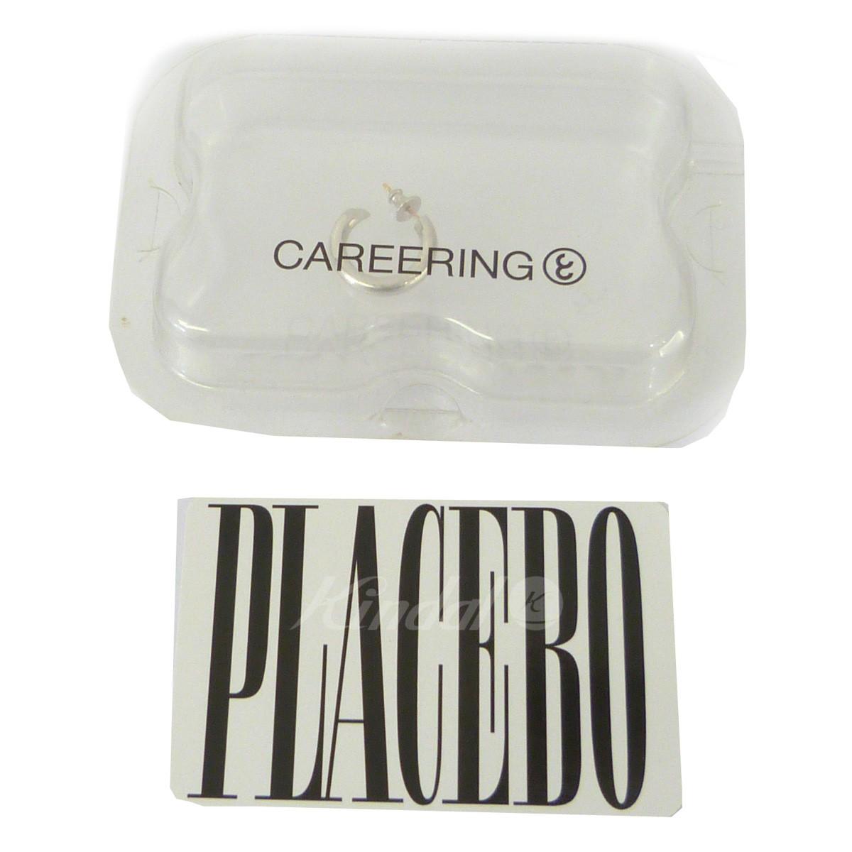 【中古】CAREERING 「PLACEBO 501 Pierce」501フープピアス(片耳用) シルバー サイズ:- 【送料無料】 【031118】(キャリアリング)