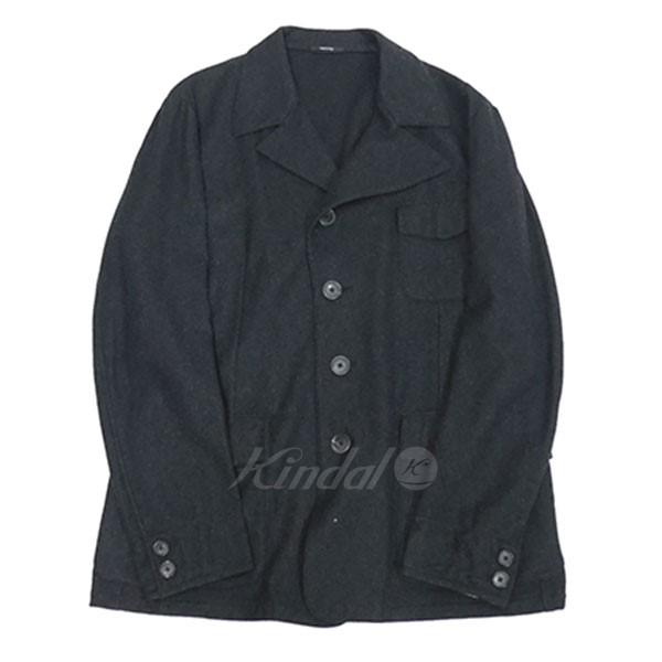 【中古】HERMES ウール4Bジャケット 【送料無料】 【005688】 【KIND1550】