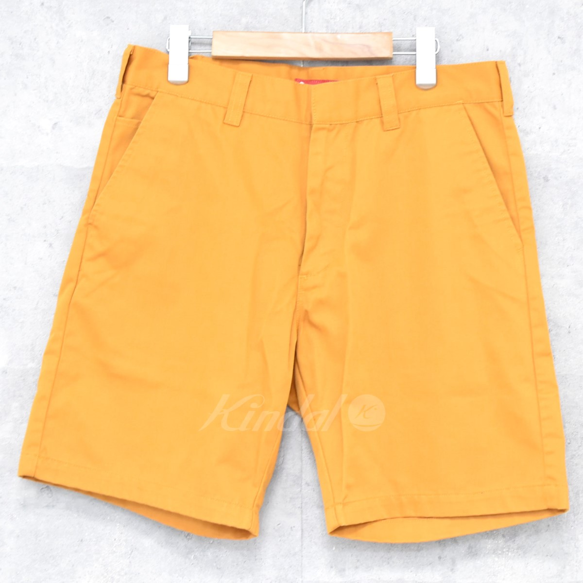【中古】SUPREME 20187S/S Work Short パンツ 【送料無料】 【253881】 【KIND1550】