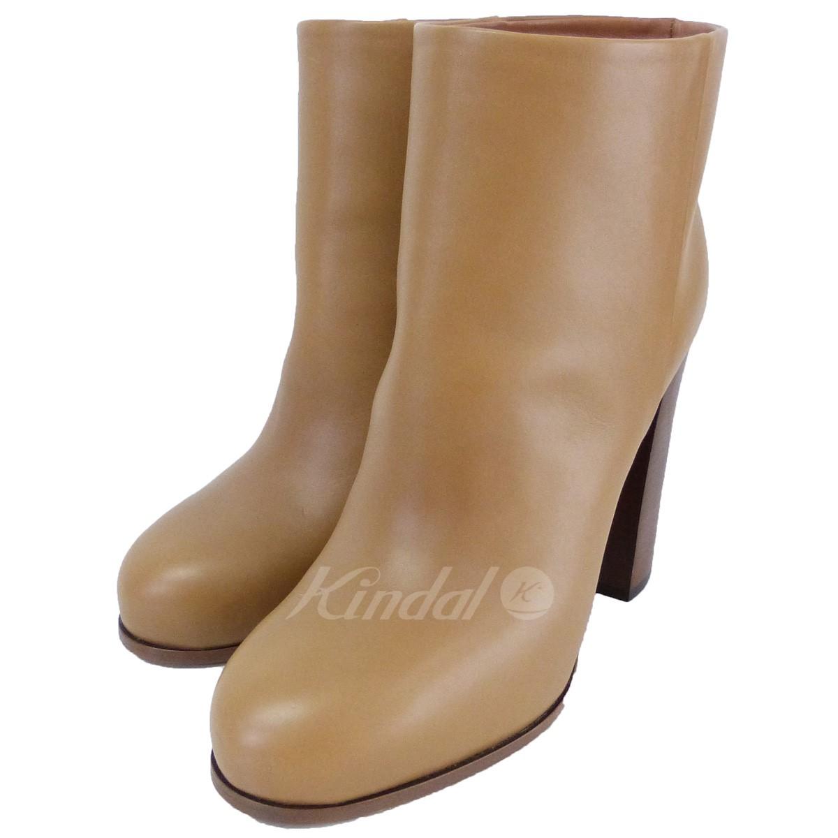 【中古】CELINE 「Ancle Boot」アンクルブーツ 【送料無料】 【147774】 【KIND1641】