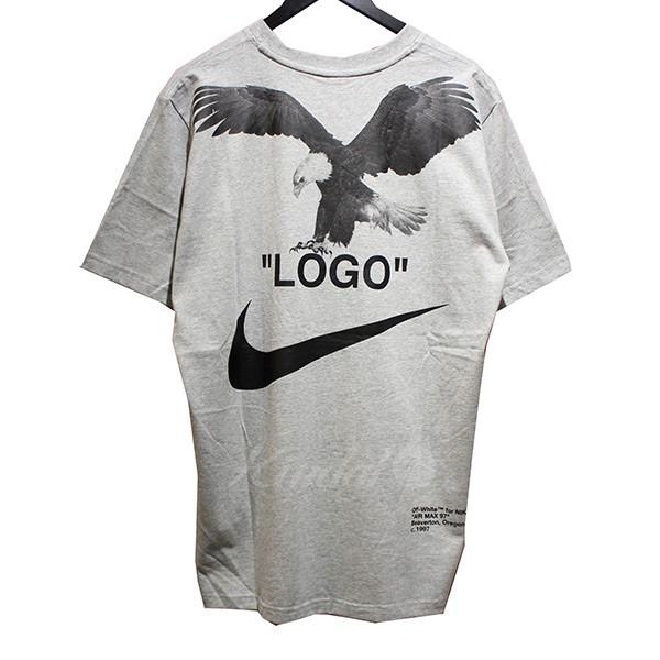 【中古】NIKE ×OFF WHITE 2018AW NRG A6 TEE 両面プリント Tシャツ 【送料無料】 【003427】 【KIND1641】