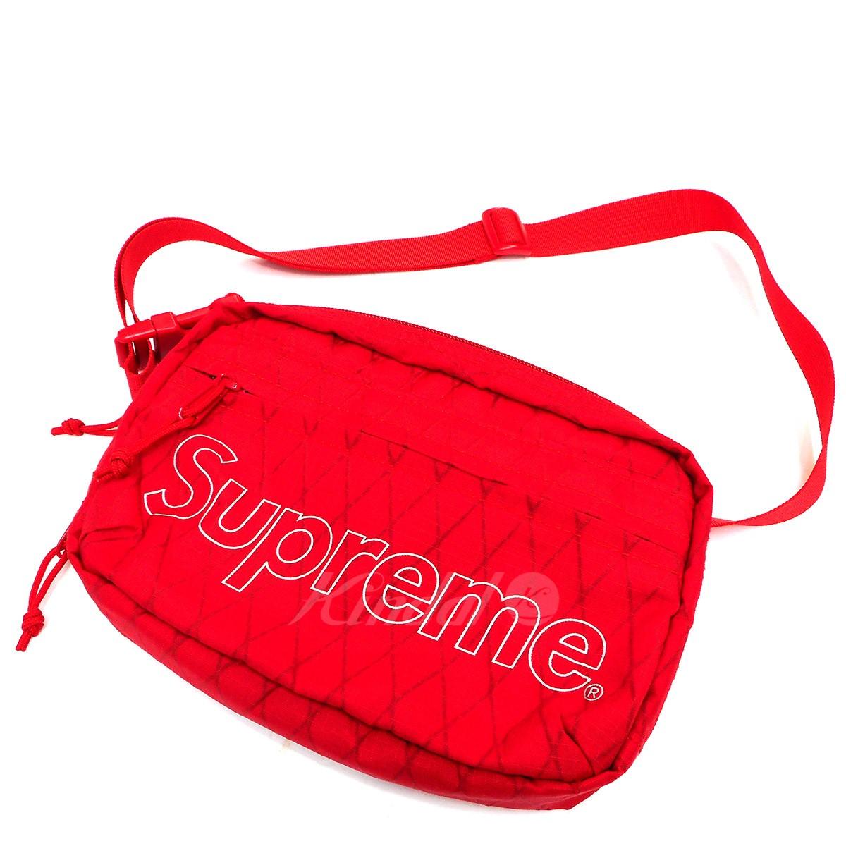 【中古】SUPREME 18AW Shoulder Bag ショルダーバッグ 【送料無料】 【003690】 【KIND1550】