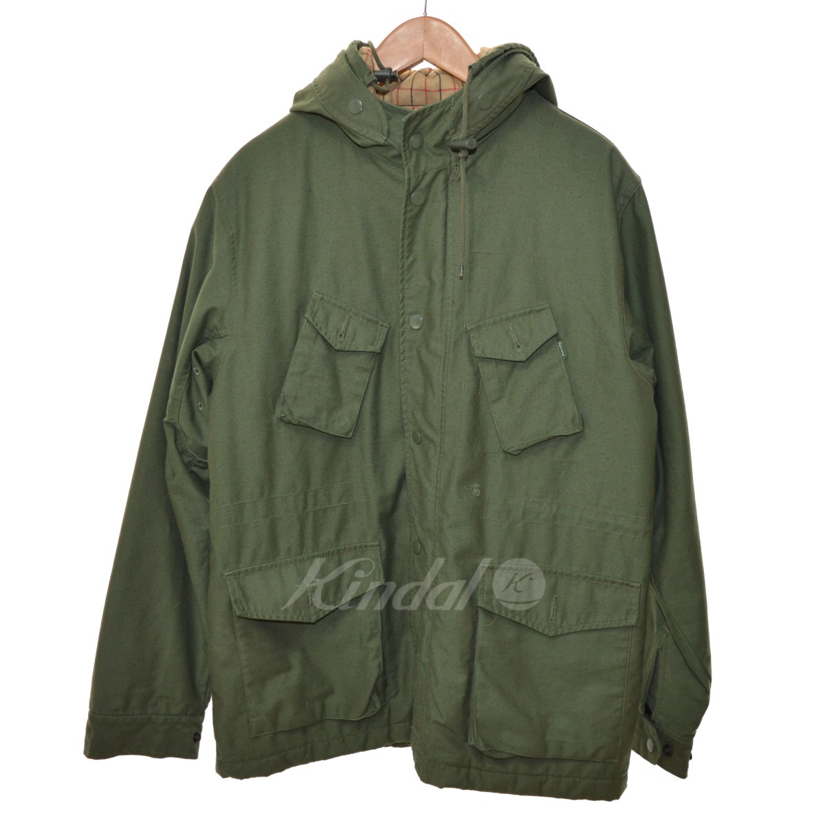 【中古】SUPREME Hooded Field Jacket M65ジャケット 【送料無料】 【124317】 【KIND1550】