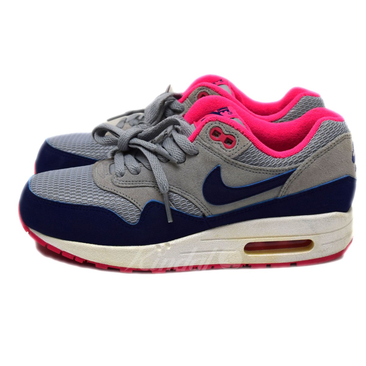 Nike Air Max 90 LT Pinkl White Women Running Shoes 537394-011 Red Nike Air  Max 90 43f6d8bb6