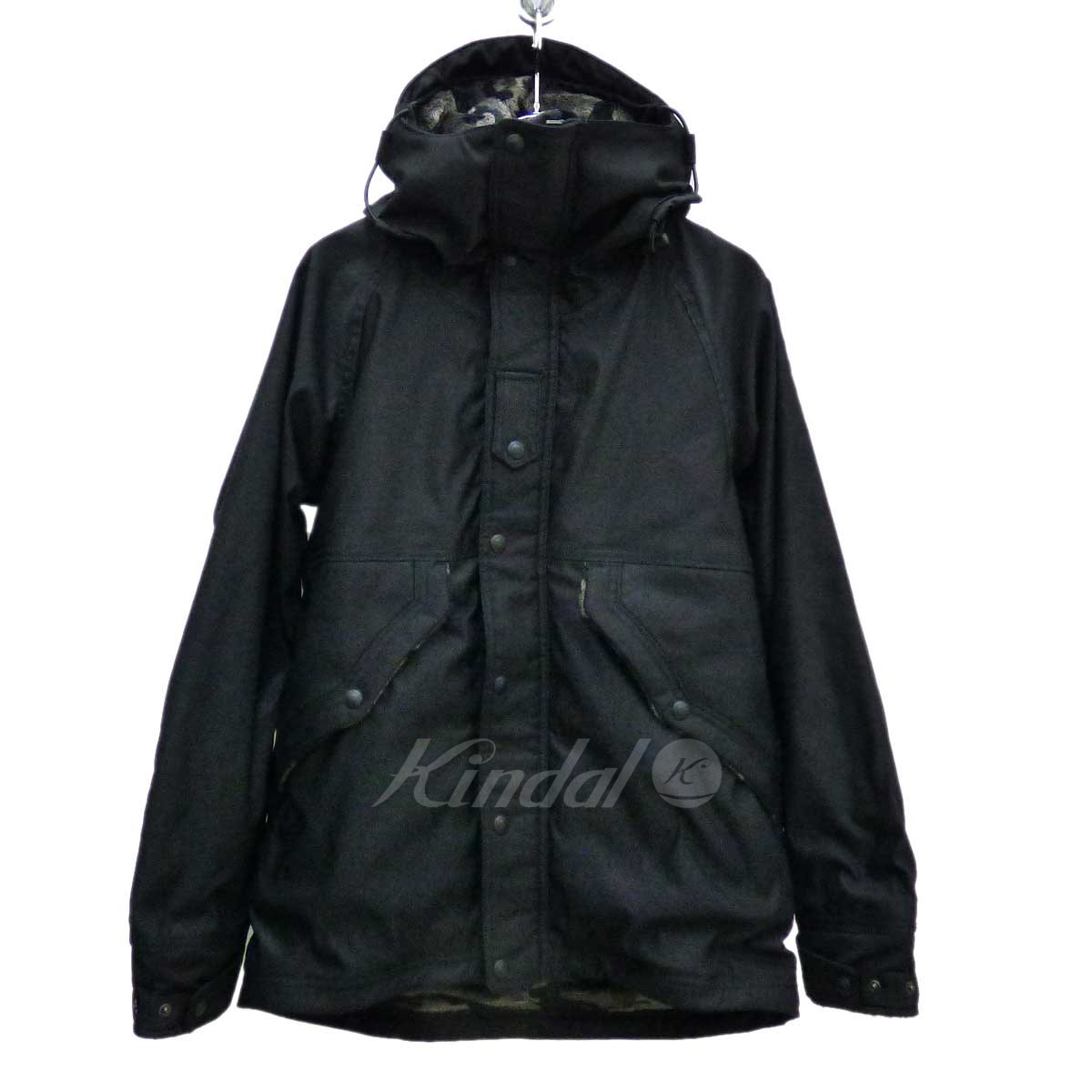 【中古】narifuri Back boa field jacket 2015A/W 【送料無料】 【051090】 【KIND1550】