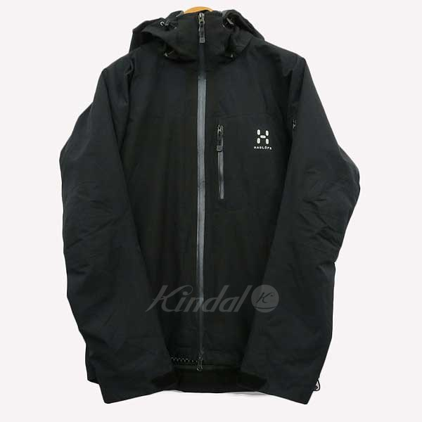 【中古】HAGLOFS PROOF JACKET 【送料無料】 【048305】 【KIND1550】