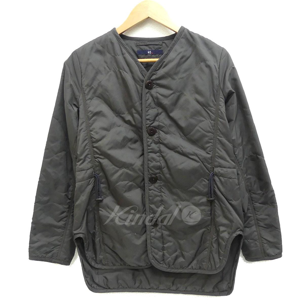 【中古】45rpm ノーカラージャケット 【送料無料】 【002209】 【KIND1550】
