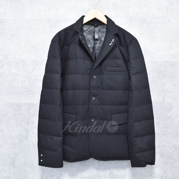 【中古】wjk Light Down 3B jacket 【送料無料】 【001682】 【KIND1550】
