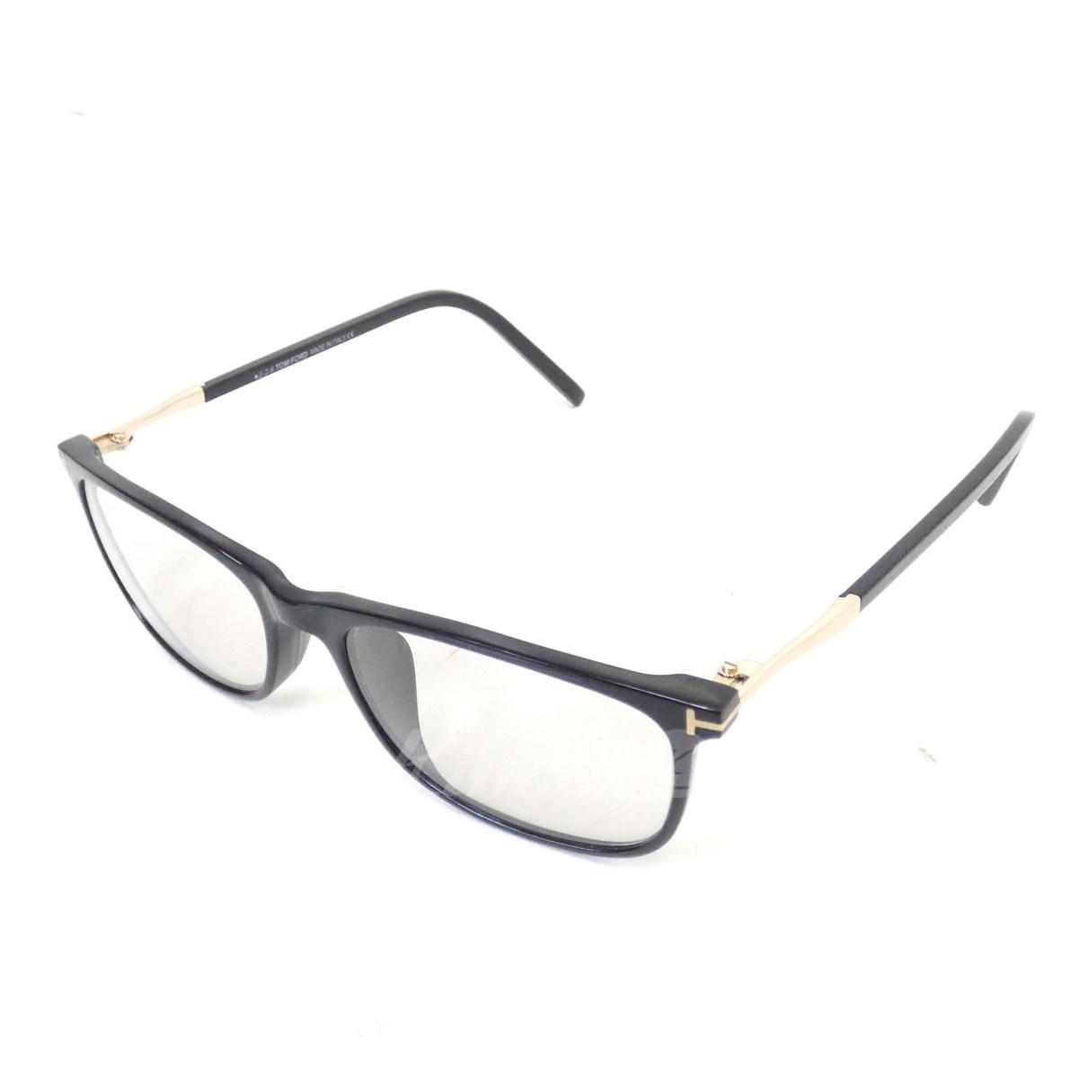 【中古】TOM FORD 「TF5398-F 001」眼鏡 【送料無料】 【116308】 【KIND1641】