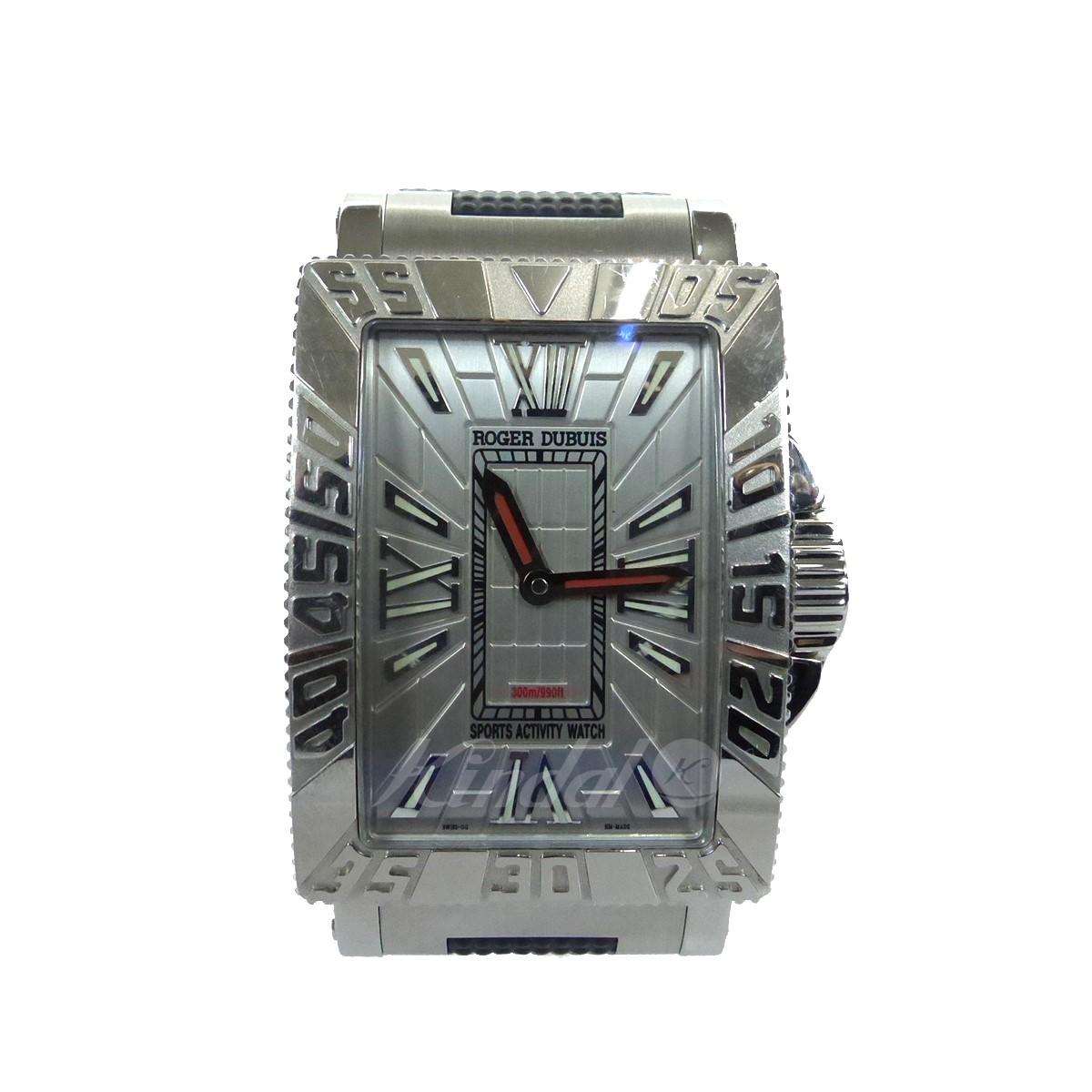 【中古】ROGER DUBUIS シーモア 世界限定888本 腕時計 【送料無料】 【086827】 【KIND1550】