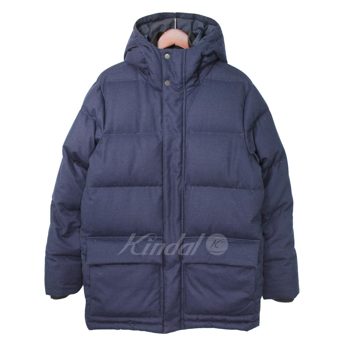 【中古】NORSE PROJECTS Willum Down Jacket Storm Wool ダウンジャケット 【送料無料】 【006766】 【KIND1641】