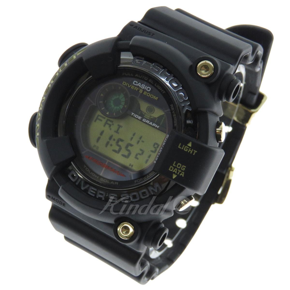 【中古】CASIO G-SHOCK 35周年記念限定 GF-8235D フロッグマン 腕時計 【送料無料】 【105323】 【KIND1641】