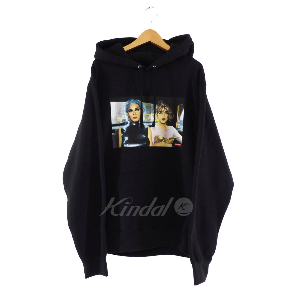 【中古】SUPREME 2018SS Misty and Jimmy Paulette Hooded Sweatshirt 【送料無料】 【102196】 【KIND1550】