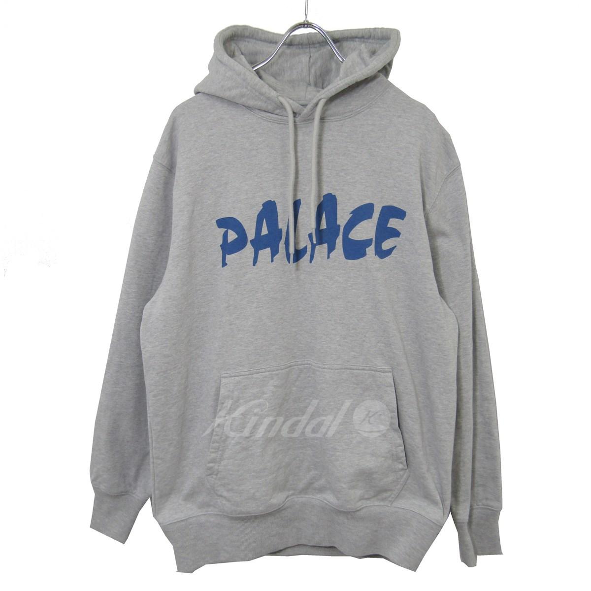 【中古】PALACE PALAZER HOOD プルオーバーパーカー 【送料無料】 【025425】 【KIND1550】