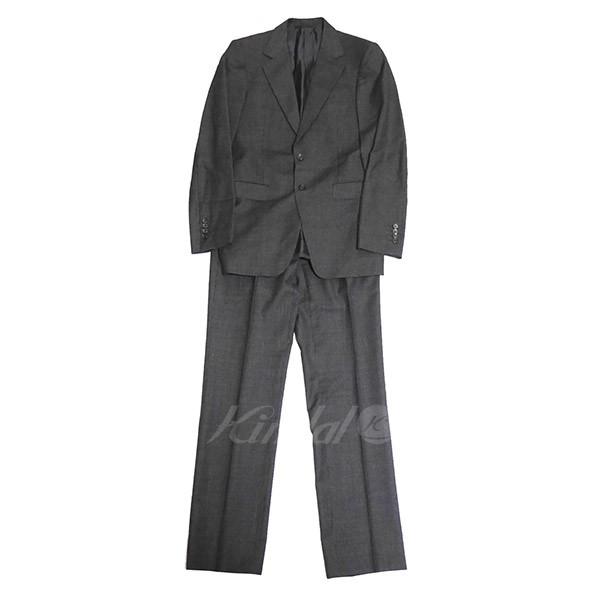 【中古】GUCCI ストライプ セットアップ スーツ 【送料無料】 【006951】 【KIND1550】