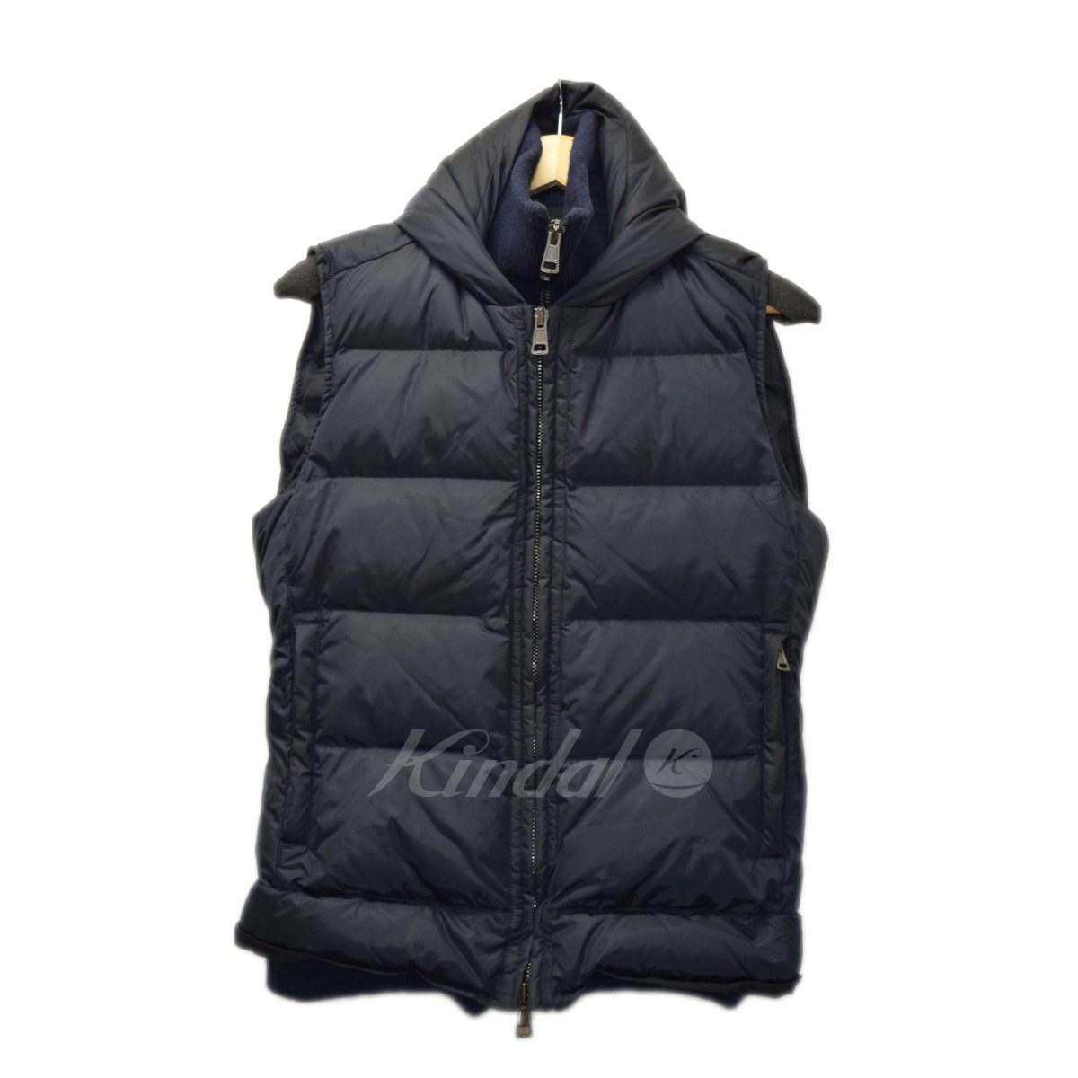 【中古】AKM Border Ski Vest レイヤードベスト 【送料無料】 【000998】 【KIND1550】