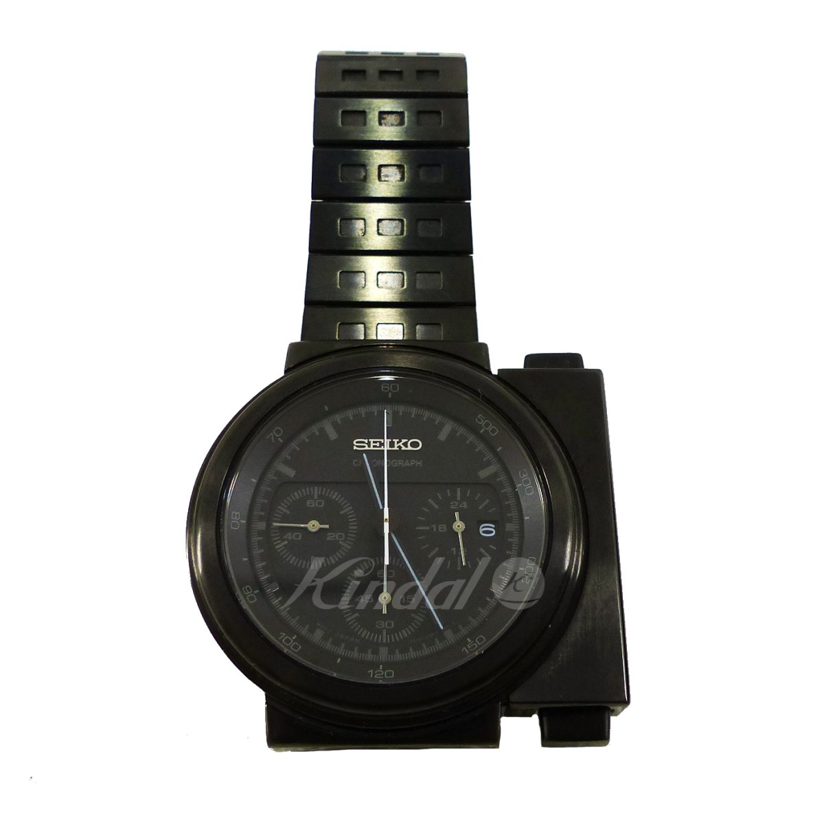 【中古】White Mountaineering×SEIKO SPIRIT SMART 腕時計 【送料無料】 【122529】 【KIND1550】