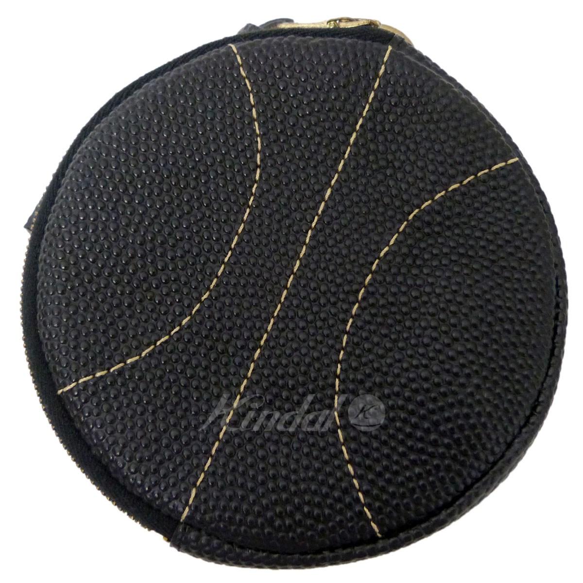 【中古】VISVIM 18AW「SIXTH MAN BASKET BALL POUTH」バスケットボールコインケース ブラック サイズ:- 【送料無料】 【251118】(ビズビム)