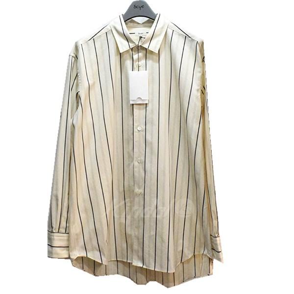 【中古】SCYE 18AW ルーズフィットシャツ 【送料無料】 【006812】 【KIND1550】