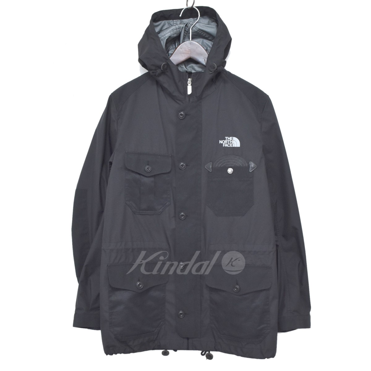 【中古】eye JUNYA WATANABE CdG MAN × THE NORTH FACE 15SS マウンテンパーカー 【送料無料】 【279201】 【KIND1550】