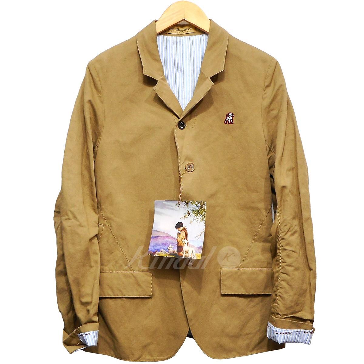【中古】the Shepherd undercover 17SS ワンポイントパッカリングジャケット 【送料無料】 【006462】 【KIND1550】