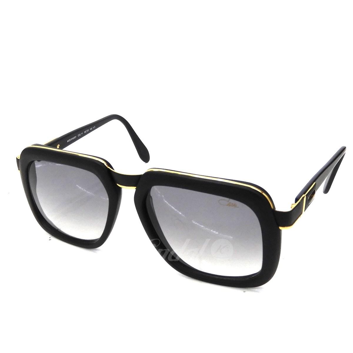 【中古】CAZAL 「MOD 616/301」サングラス ブラック サイズ:56□20 140 【送料無料】 【301118】(カザール)