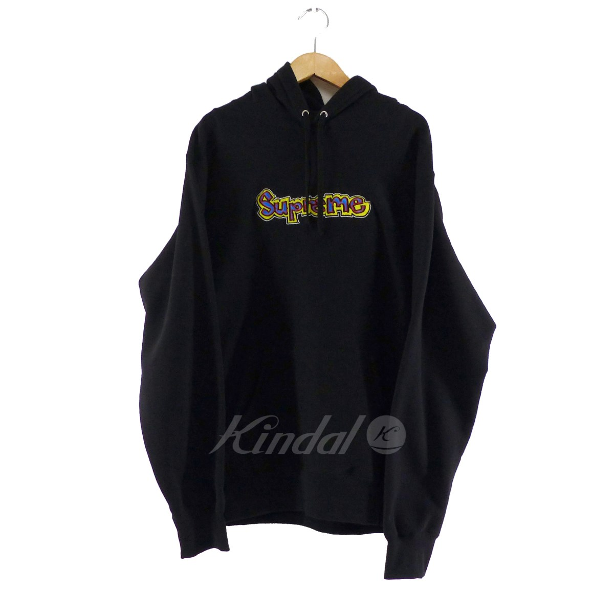 【中古】SUPREME 2018SS Gonz Logo Hooded Sweatshirt 【送料無料】 【096181】 【KIND1550】