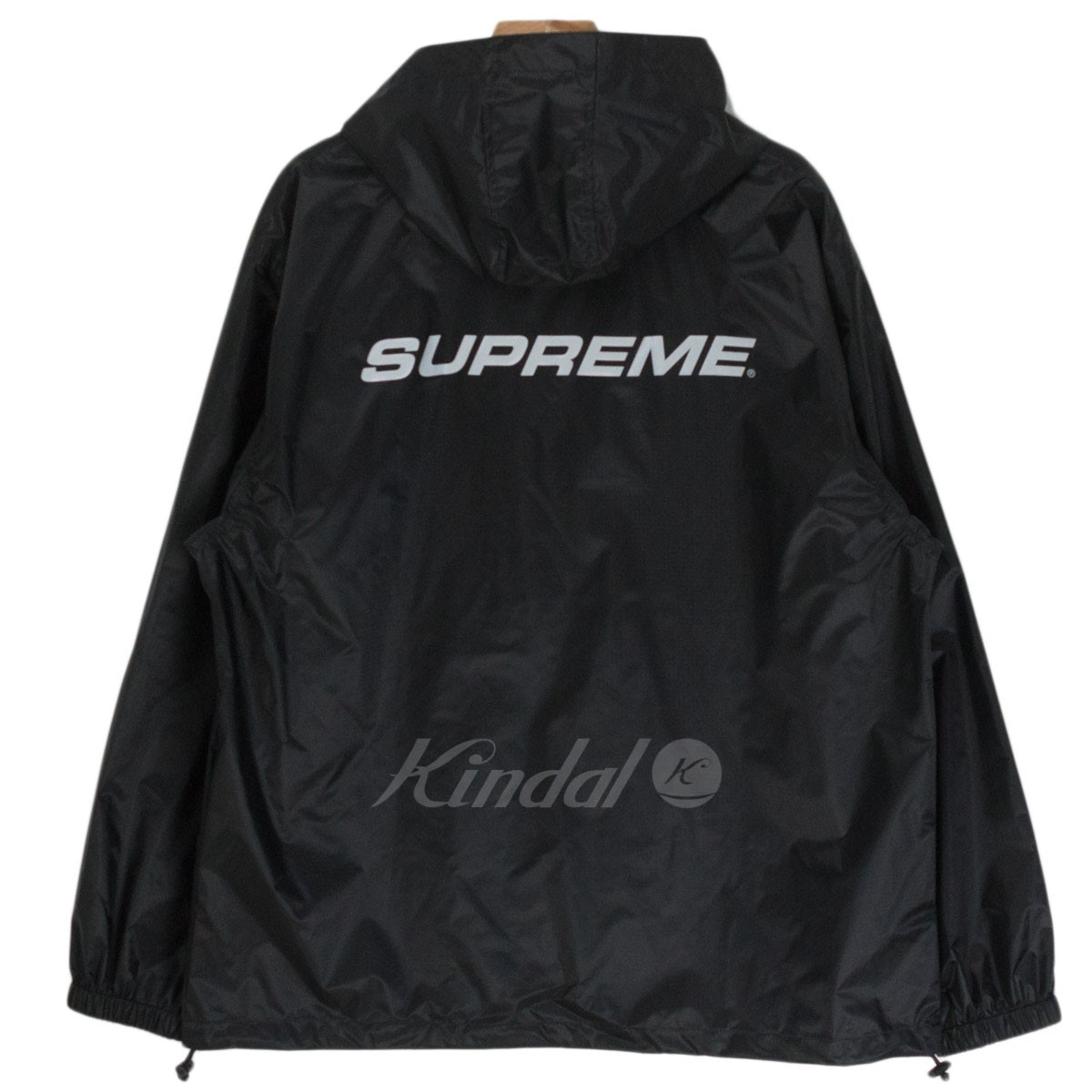 【中古】SUPREME 2017AW Packable Ripstop Pullover 【送料無料】 【018500】 【KIND1551】