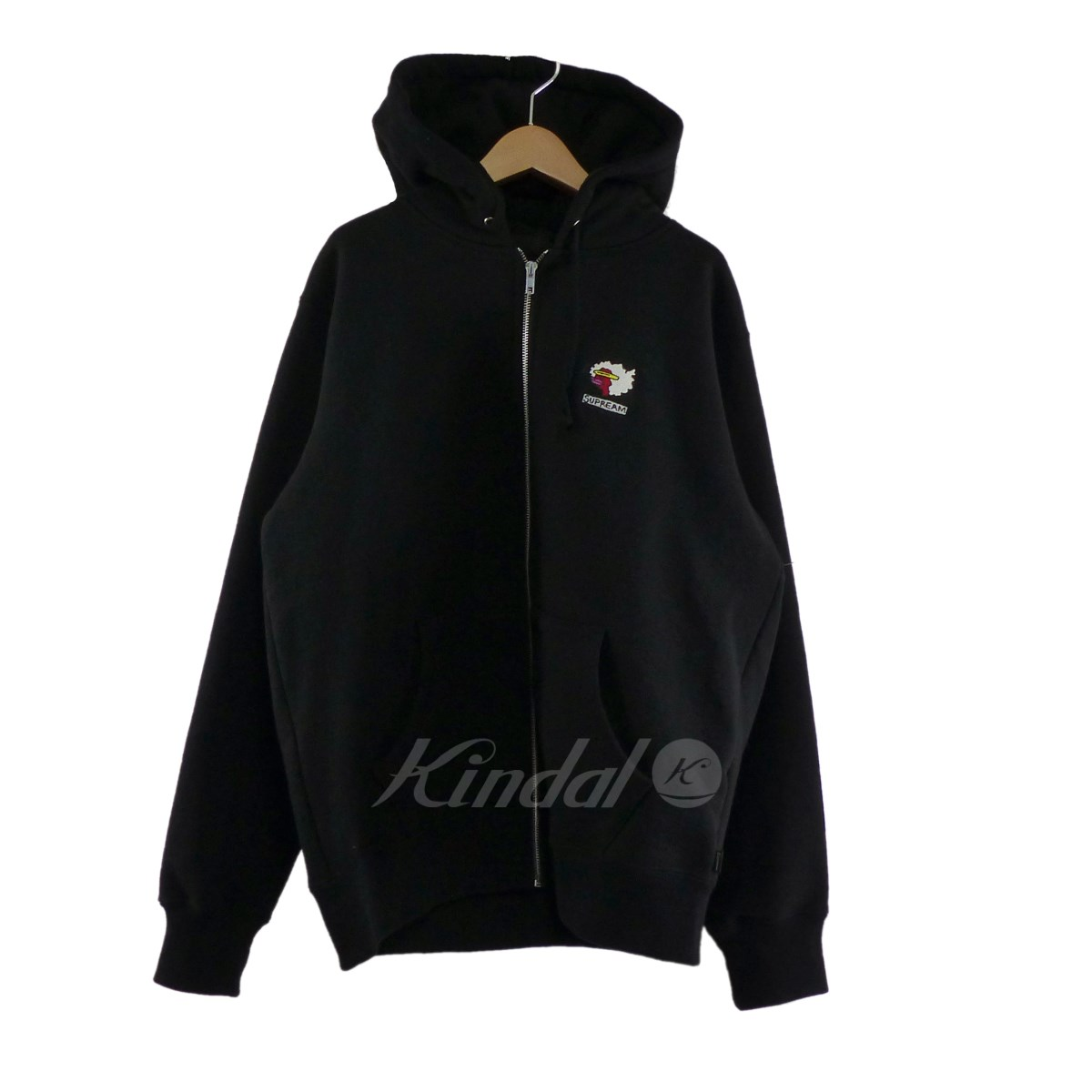 【中古】SUPREME 2017AW Gonz ramm Zip Up Sweatshirt パーカー 【送料無料】 【044900】 【KIND1551】