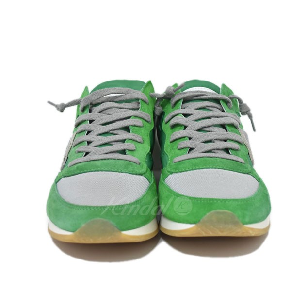 41 philip Size Philippe Kindal Model Green Trlu Sneakers fqY40Rwz