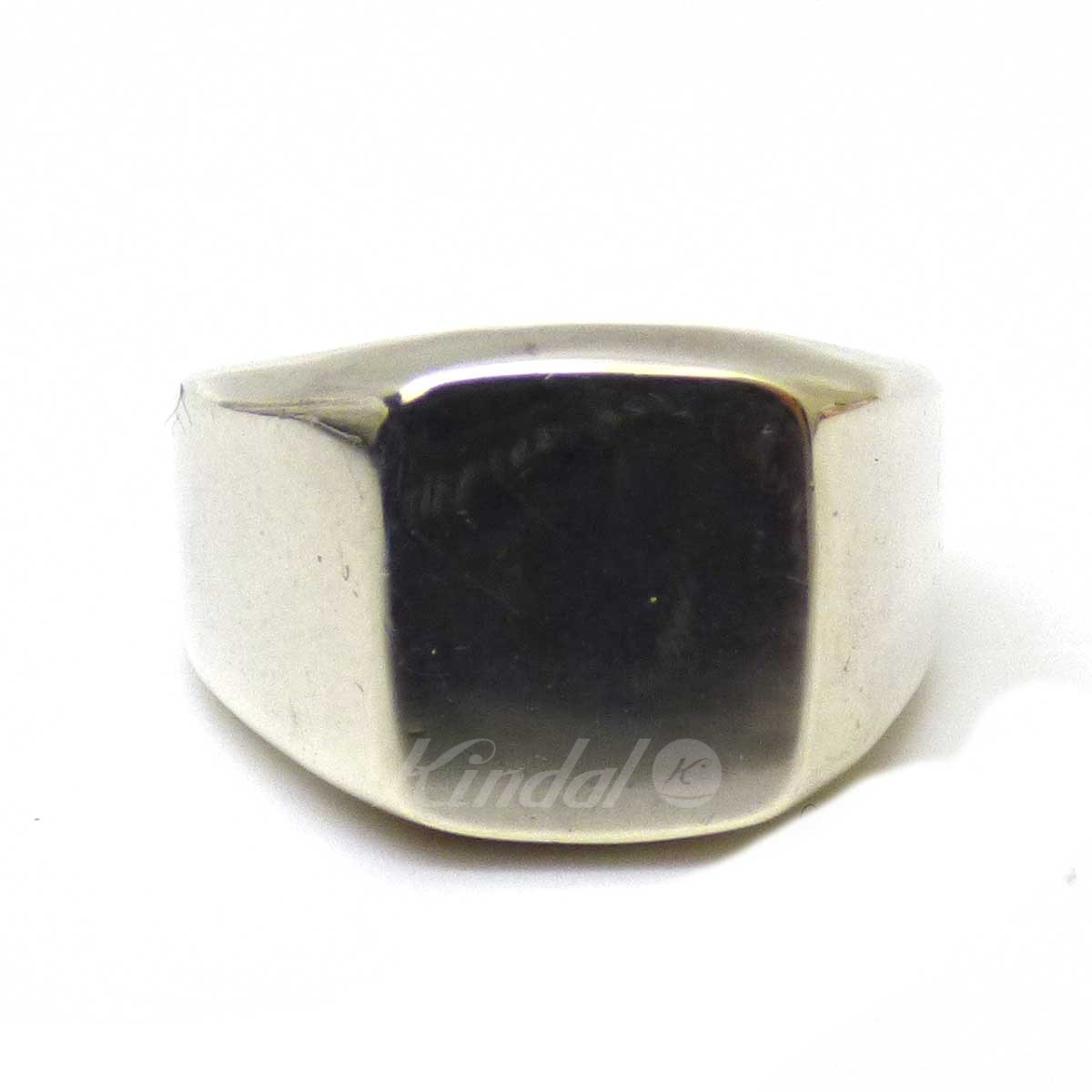 【中古】Rags McGREGOR RINKY RING SILVER925 endコラボ指輪 【送料無料】 【184521】 【KIND1641】