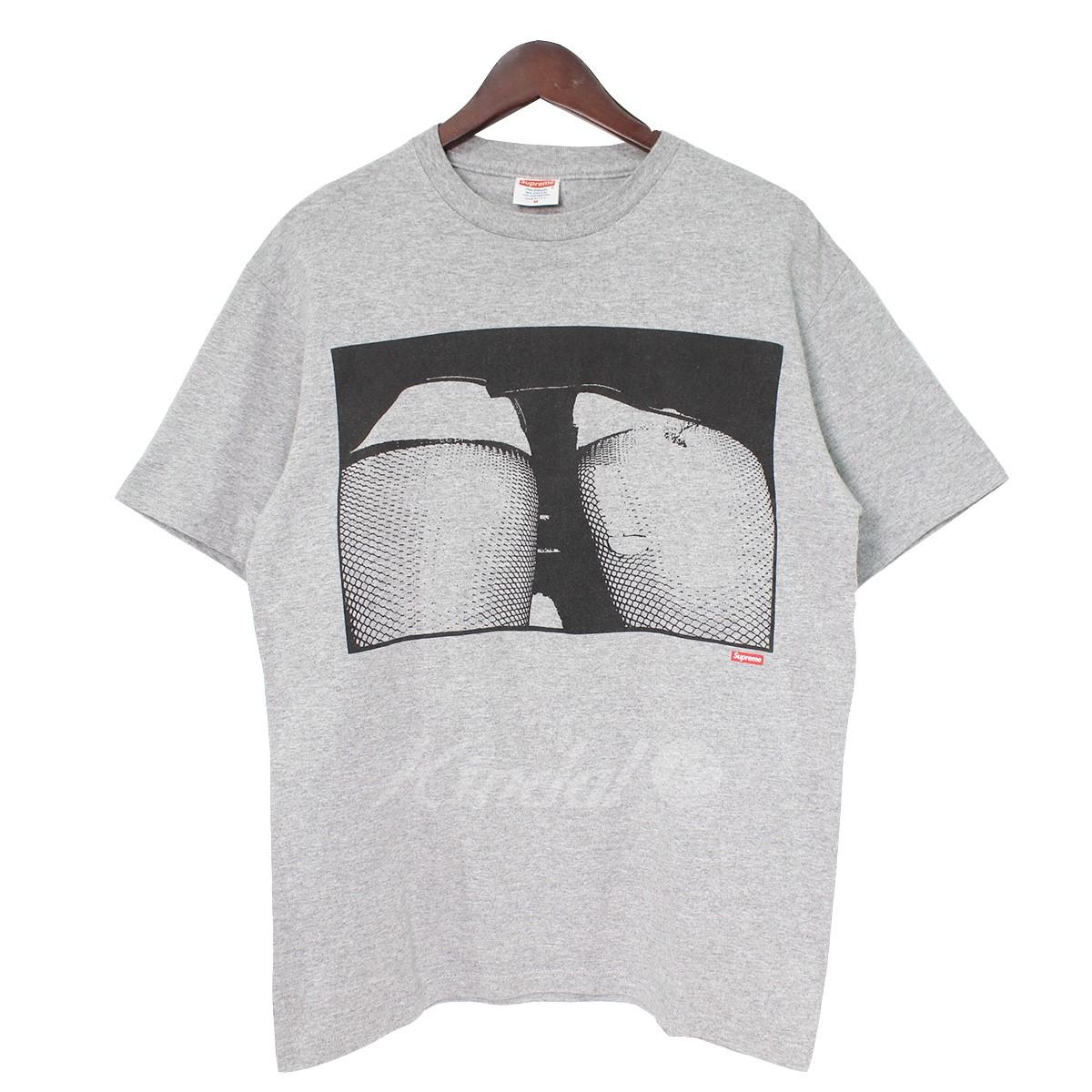 【中古】SUPREME 09AW Up Skirt Tee アップスカート スモールボックスロゴTシャツ 【送料無料】 【009248】 【KIND1641】