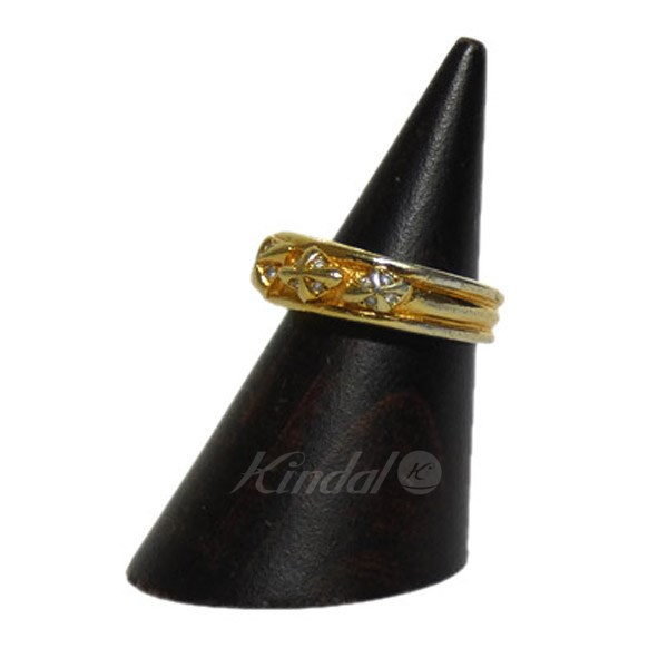 【中古】Bill Wall Leather 「Lucky Cross Ring R323」装飾リング 【送料無料】 【126208】 【KIND1551】