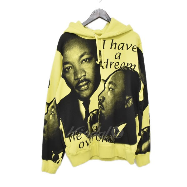 【中古】SUPREME 2018SS MLK Hooded Sweatshirts 【送料無料】 【126932】 【KIND1641】