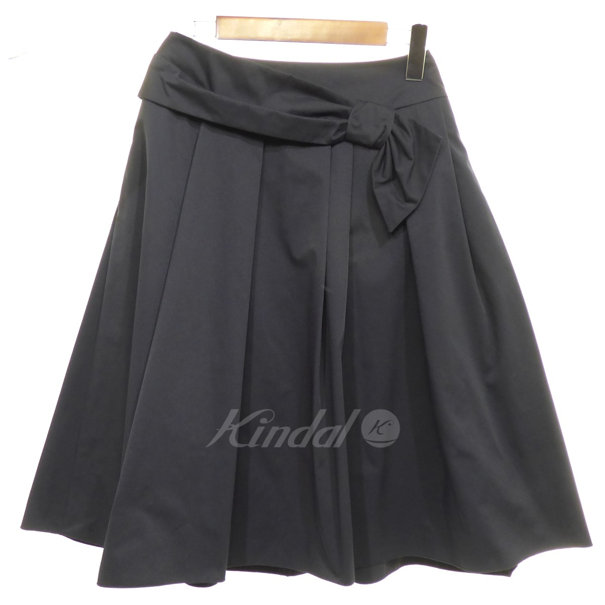 【中古】FOXEY NEW YORK キャンディラップスカート 【送料無料】 【132924】 【KIND1641】