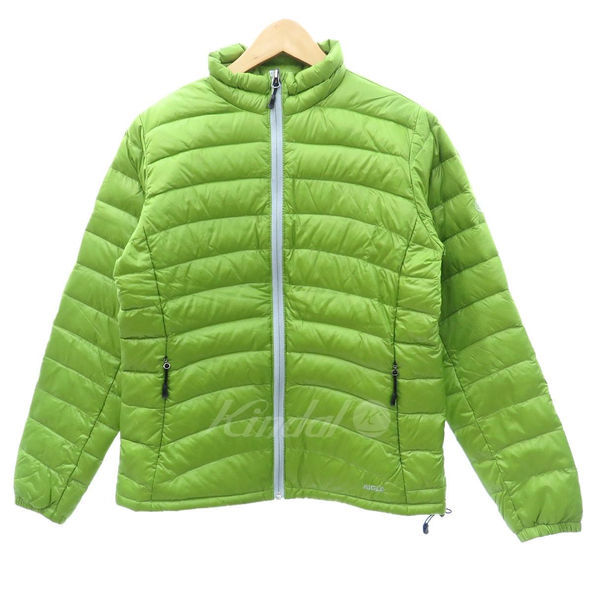 27a0a9109b7 kindal: AIGLE down jacket green size: M (エーグル)   Rakuten Global ...
