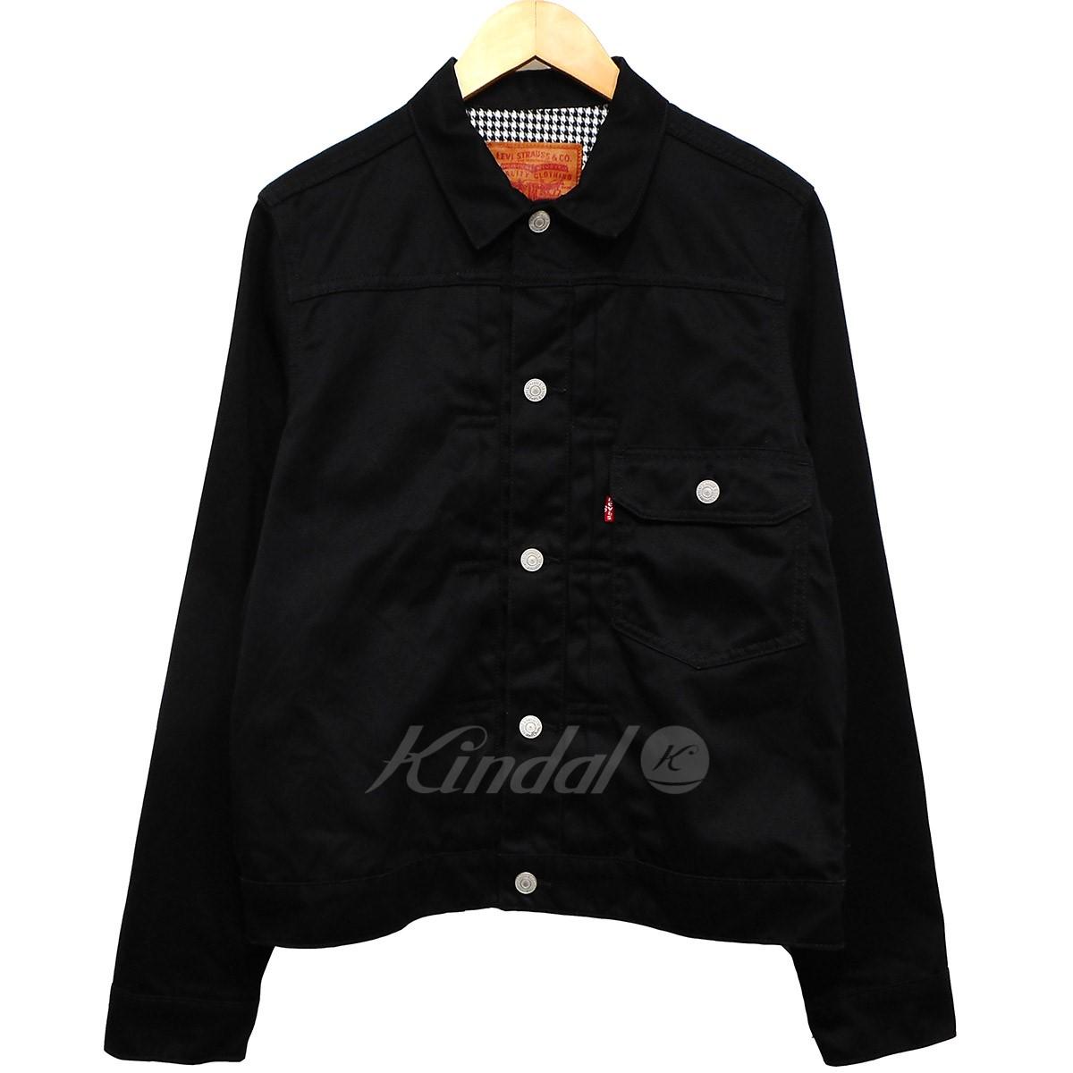 【中古】Supreme×Levi's 13SS Type 1 Jacket ツイルワークジャケット 【送料無料】 【007544】 【KIND1551】