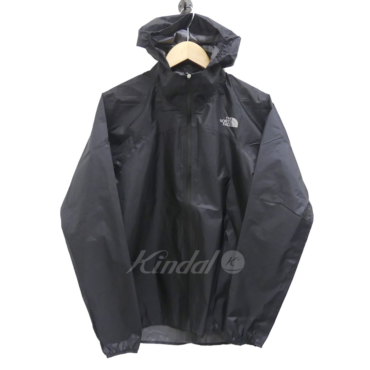 b719685aa THE NORTH FACE nylon jacket STRIKE TRAIL HOODIE black size: M (the North  Face)